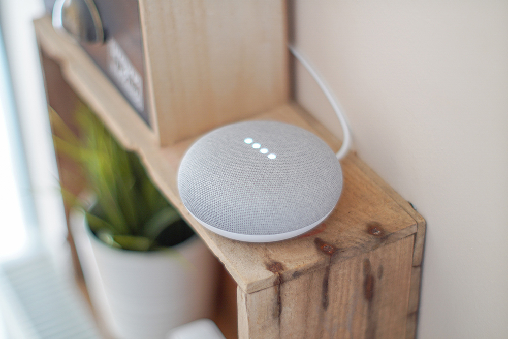 Google Home mini - smart house